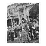 Atracciones 1826631 de Coney Island Lona Envuelta Para Galerias