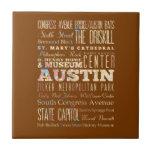 Atracciones y lugares famosos de Austin, Tejas