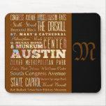 Atracciones y lugares famosos de Austin, Tejas Tapetes De Raton