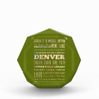 Atracciones y lugares famosos de Denver, Colorado