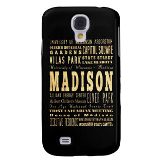 Atracciones y lugares famosos de Madison, Samsung Galaxy S4 Cover