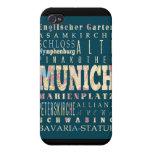 Atracciones y lugares famosos de Munich, Alemania iPhone 4/4S Fundas