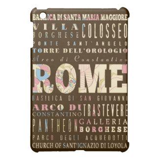 Atracciones y lugares famosos de Roma, Italia