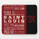 Atracciones y lugares famosos de St. Louis Tapete De Raton