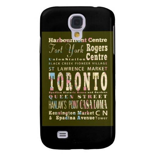 Atracciones y lugares famosos de Toronto, Canadá