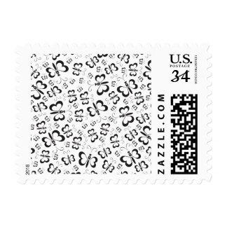 Atractivo maravilloso asombroso brillante sellos