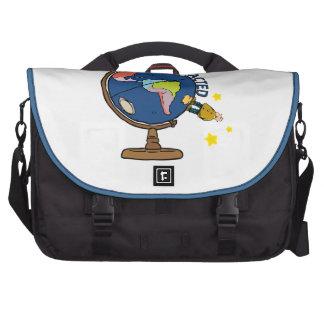 Atraído tan bolsas de portátil