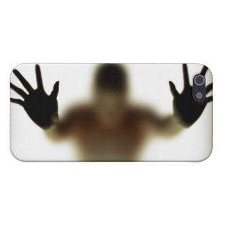 Atrapado bajo caso del iPhone 5/5s del hielo iPhone 5 Carcasa
