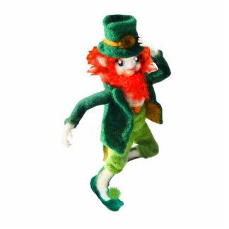 Atrape el Elf™ (aka el Leprechaun) Escultura Fotográfica