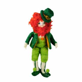 Atrape el Elf™ (aka Leprechaun) - invierno oficial Esculturas Fotograficas