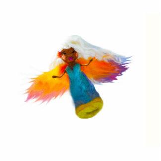Atrape el franqueo de hadas de la danza de Elf™ pe Esculturas Fotograficas