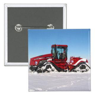 Atravesar el tractor ártico pin cuadrada 5 cm