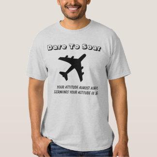 Atrévase a elevarse camisas