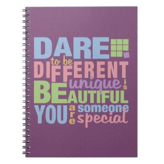 Atrevimiento a ser diverso cuaderno de encargo