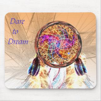 Atrevimiento al sueño -- Colector ideal Alfombrilla De Raton