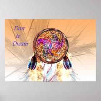 Atrevimiento al sueño -- Colector ideal Póster