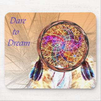 Atrevimiento al sueño -- Colector ideal Tapete De Ratón