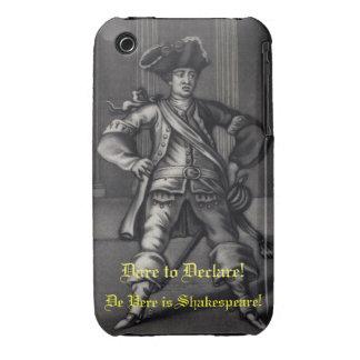 Atrevimiento del Enrique V para declarar el caso Funda Bareyly There Para iPhone 3 De Case-Mate