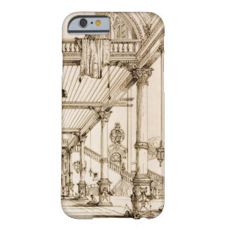 Atrium of a Palace, in Genes, from 'Art and Indust Barely There iPhone 6 Case