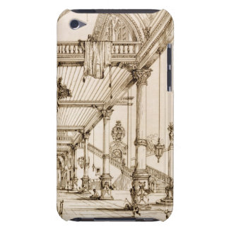 Atrium of a Palace, in Genes, from 'Art and Indust iPod Case-Mate Cases