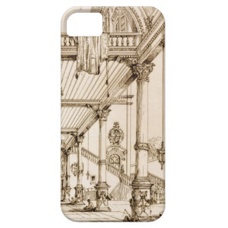 Atrium of a Palace, in Genes, from 'Art and Indust iPhone 5 Cases