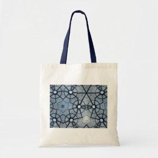 Atrium Roof Mosaic Budget Tote Bag