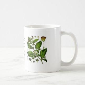 Atropa belladonna mugs