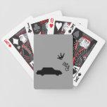 Atropello y fuga baraja de cartas
