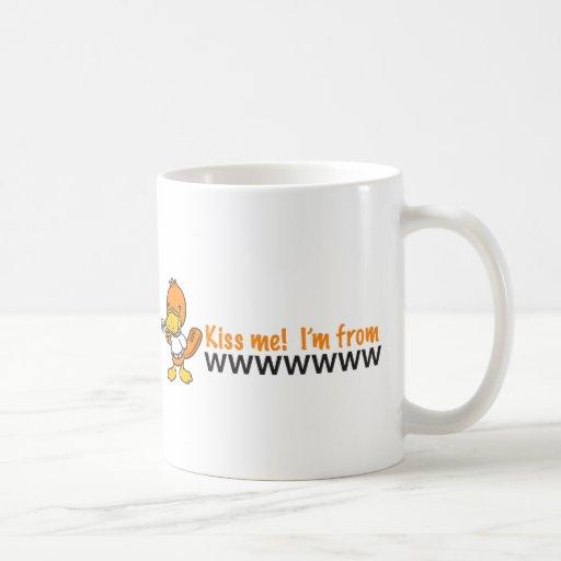 att kissme mug