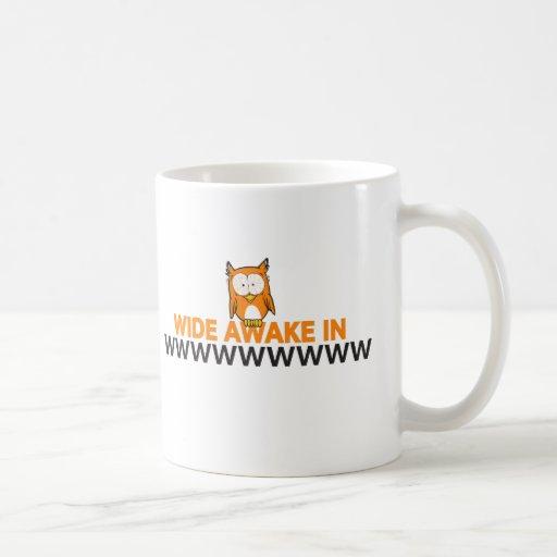 att wide awake mug