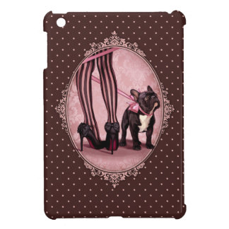 Attached to my French Bulldog iPad Mini Case