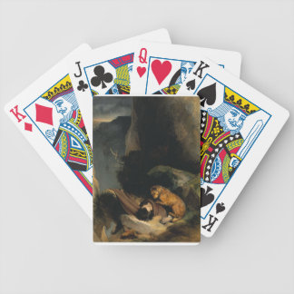 Attachment by Edwin Henry Landseer Bicycle Playing Cards