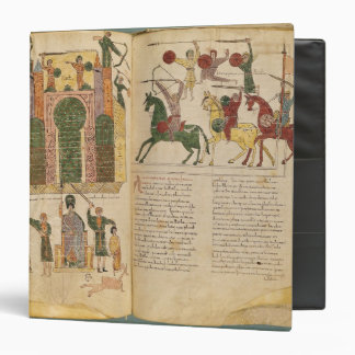 Attack and Taking of Jerusalem by 3 Ring Binder