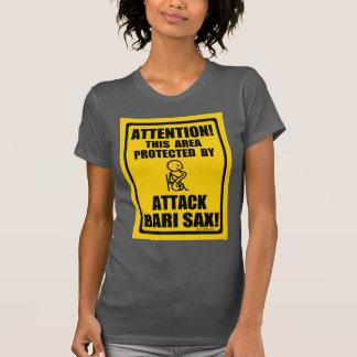 Attack Bari Sax T-Shirt