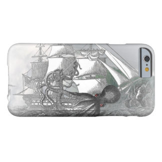 Attack by Giant Octopus Barely There iPhone 6 Case