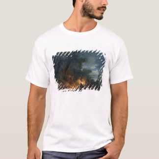Attack by Robbers at Night, c.1770 T-Shirt