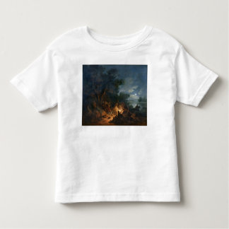 Attack by Robbers at Night, c.1770 Toddler T-shirt
