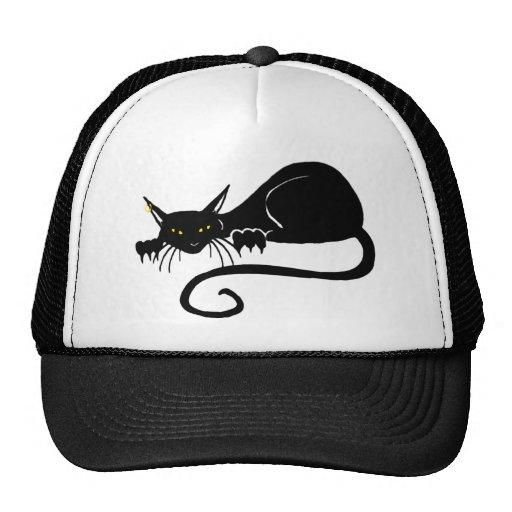 Attack Cat Solo Cap Trucker Hat