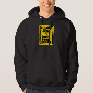 Attack Contrabassoon Pullover