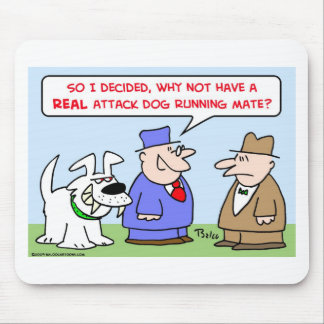 attack dog running mate mouse pads