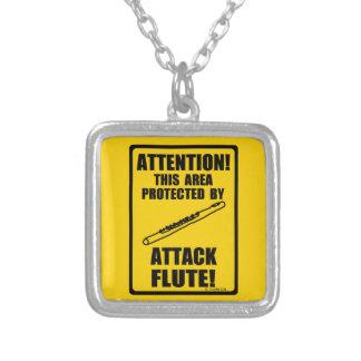 Attack Flute Jewelry