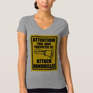 Attack Handbells T-Shirt