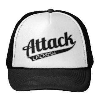 Attack Trucker Hat