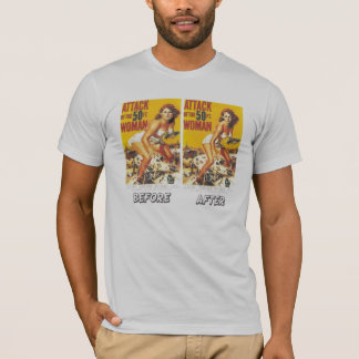 Attack Of The 50 ft Dieter T-Shirt