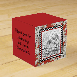 Attack of the Cards 1 Favor Box