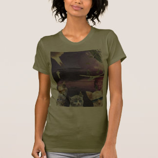 Attack of the Cool Cats T Shirt