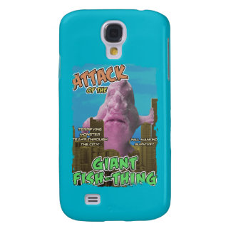 'Attack Of The Giant Fish Thing' Samsung S4 Case