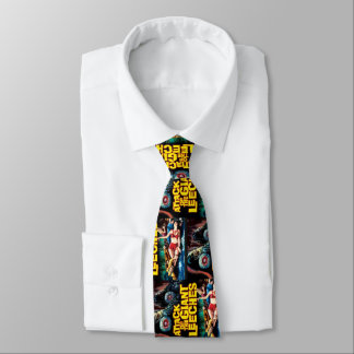 Attack of the Giant Leeches Tie