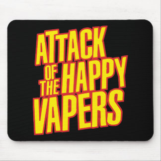 Attack of the Happy Vapers Mouse Pad