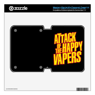 Attack of the Happy Vapers WD My Passport Skin